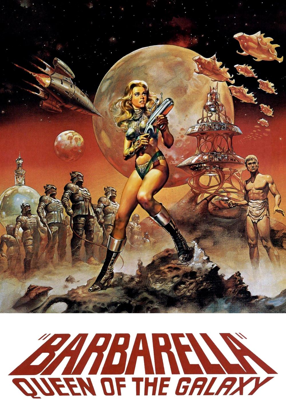 Barbarella film