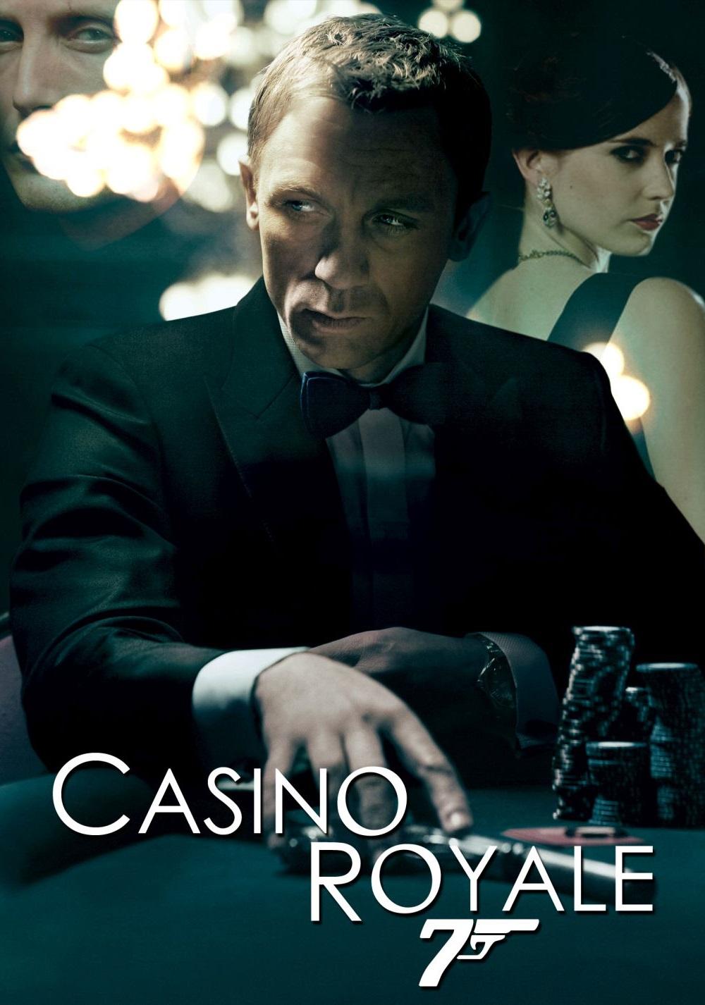 James bond zitate casino royal