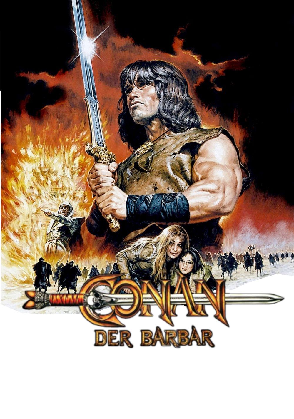Conan the barbarian luscio nude pornstar