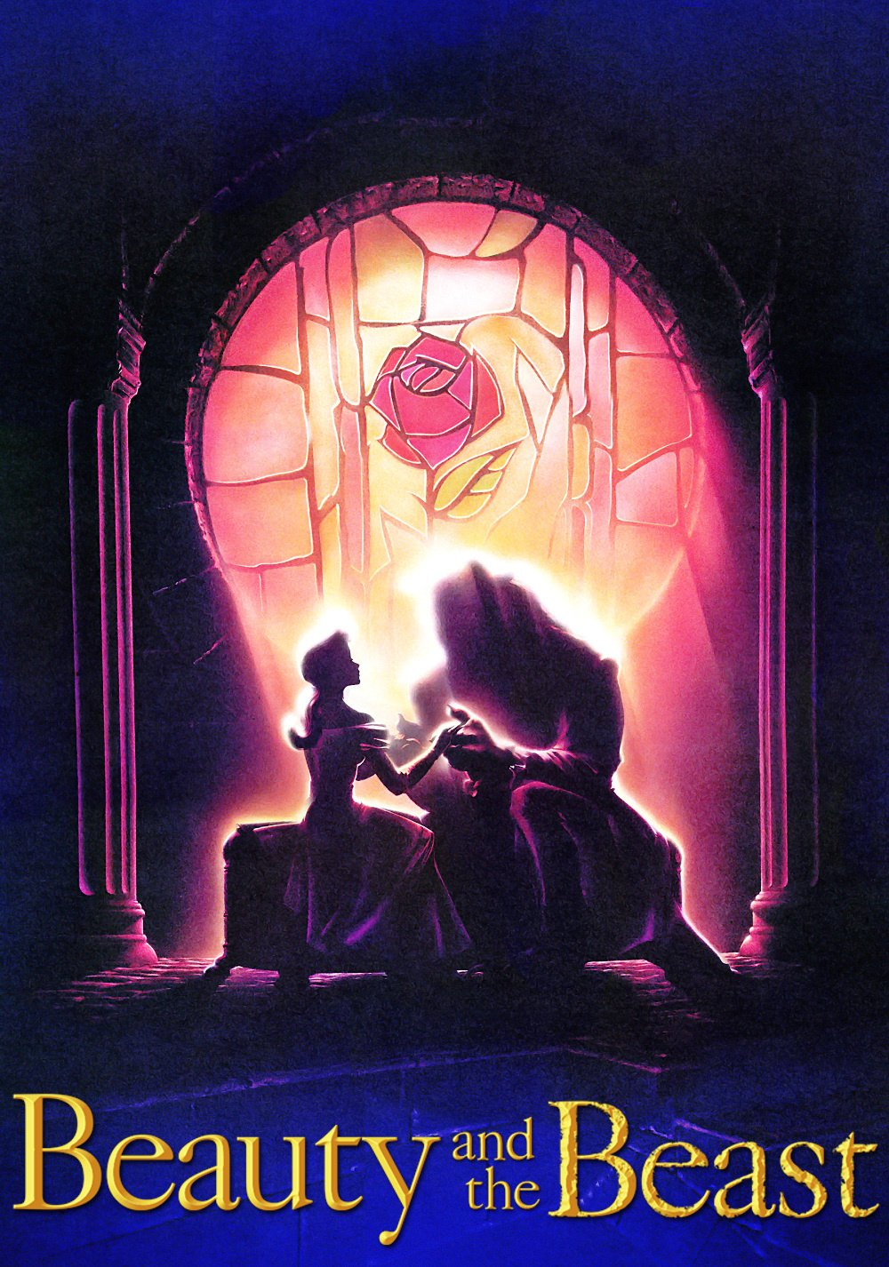 Beauty And The Beast 1991 Art Id 100101 Art Abyss