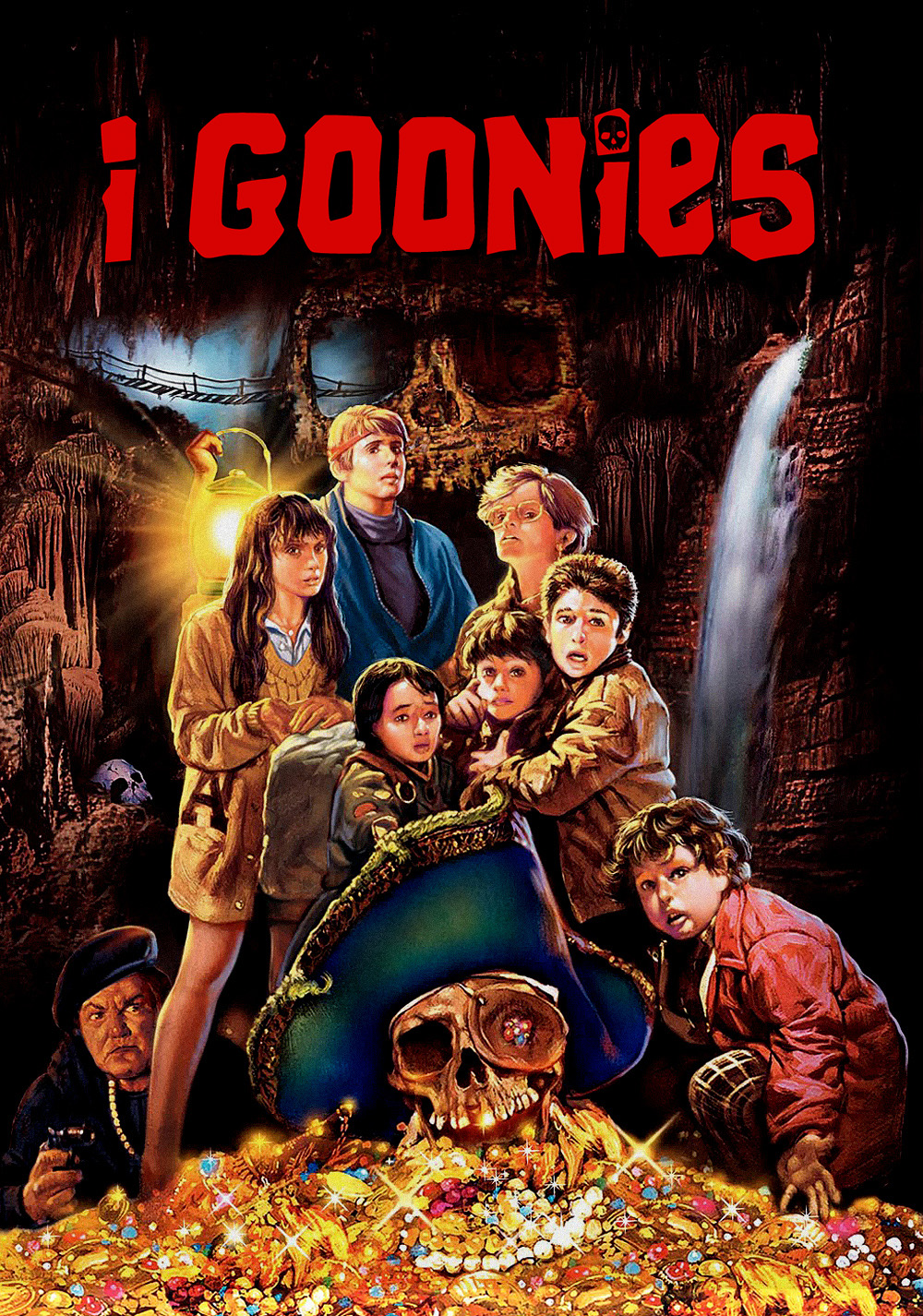 Movie review the goonies