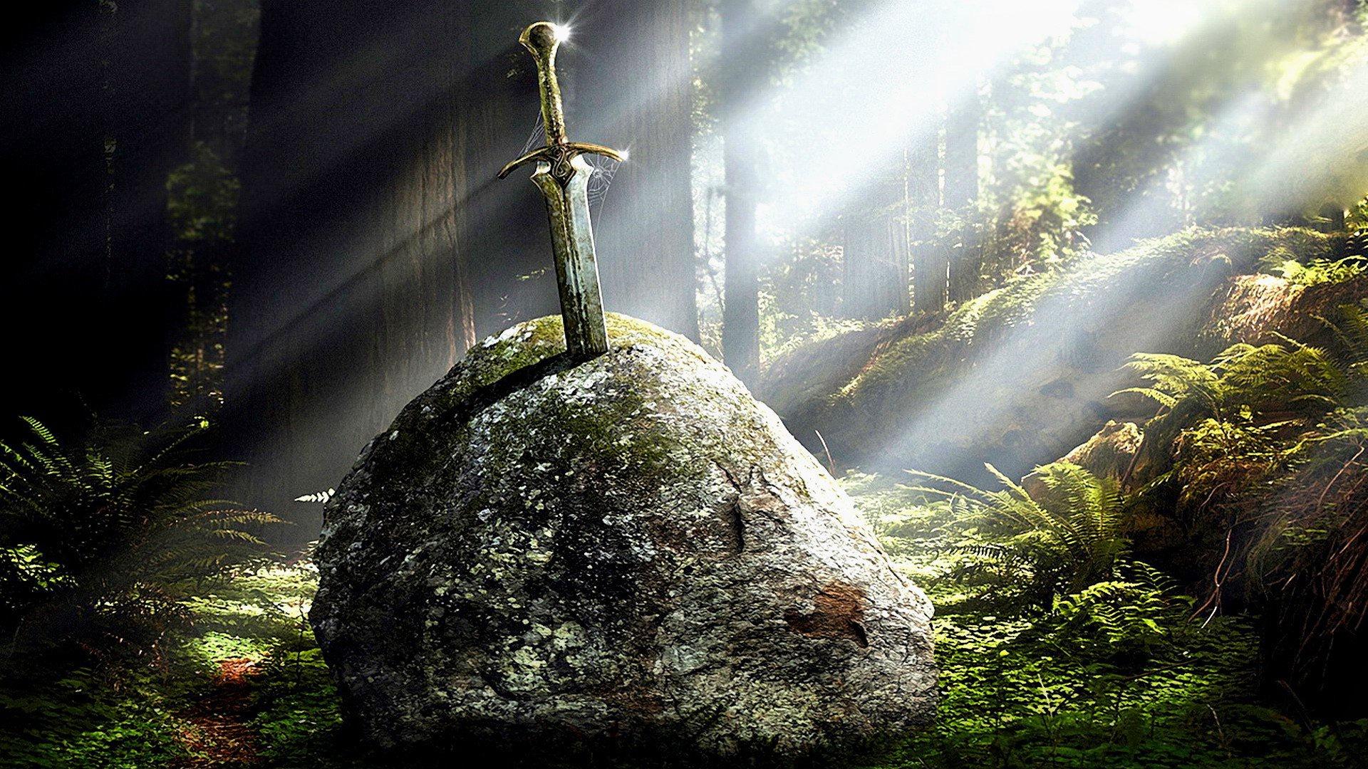 Resultado de imagen para excalibur art
