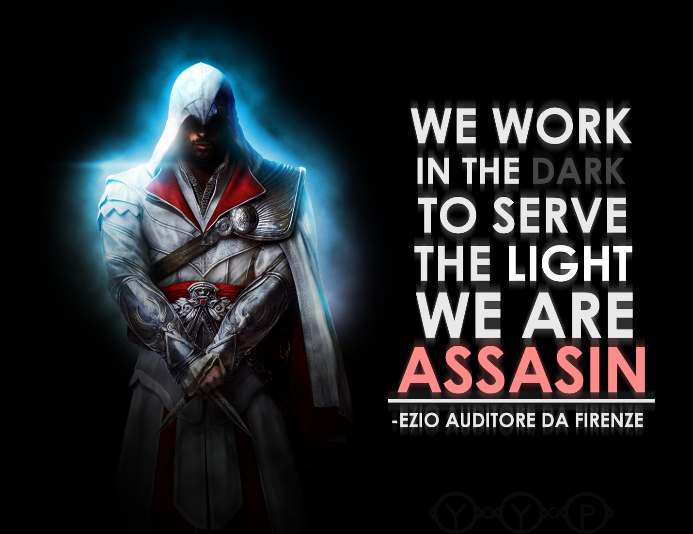 Ezio Auditore Quote Art Id 102367 Art Abyss