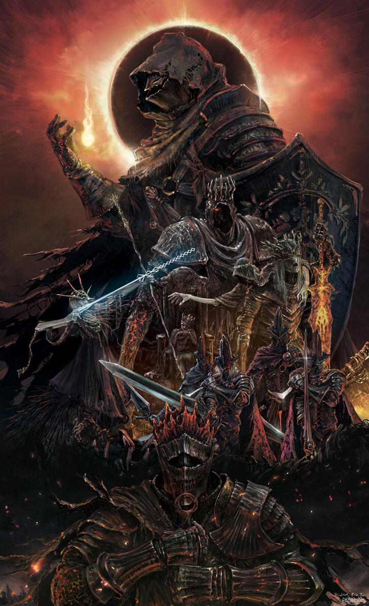 Dark Souls III Art - ID: 103536 - Art Abyss