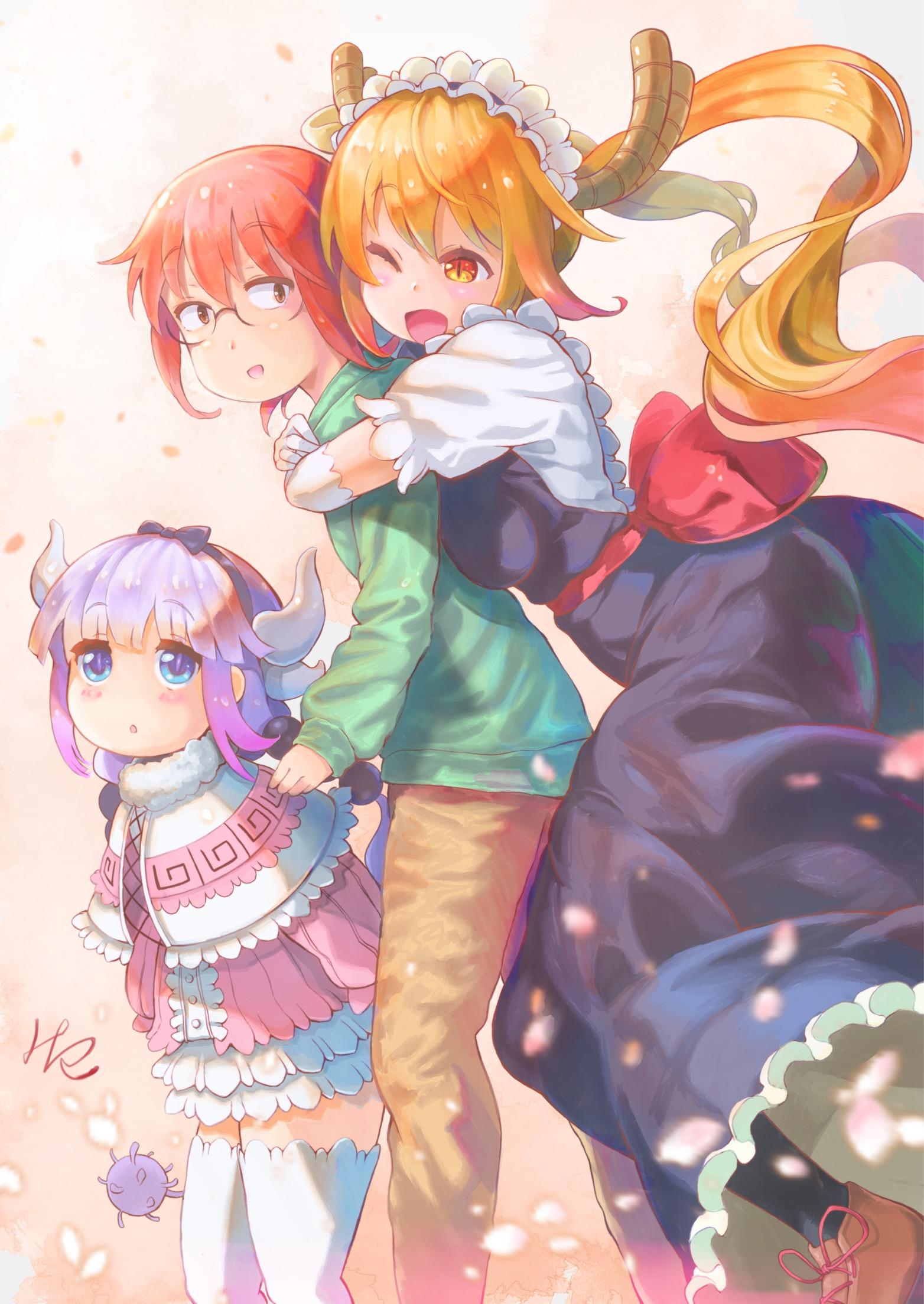 Miss Kobayashi's Dragon Maid Art - ID: 104234