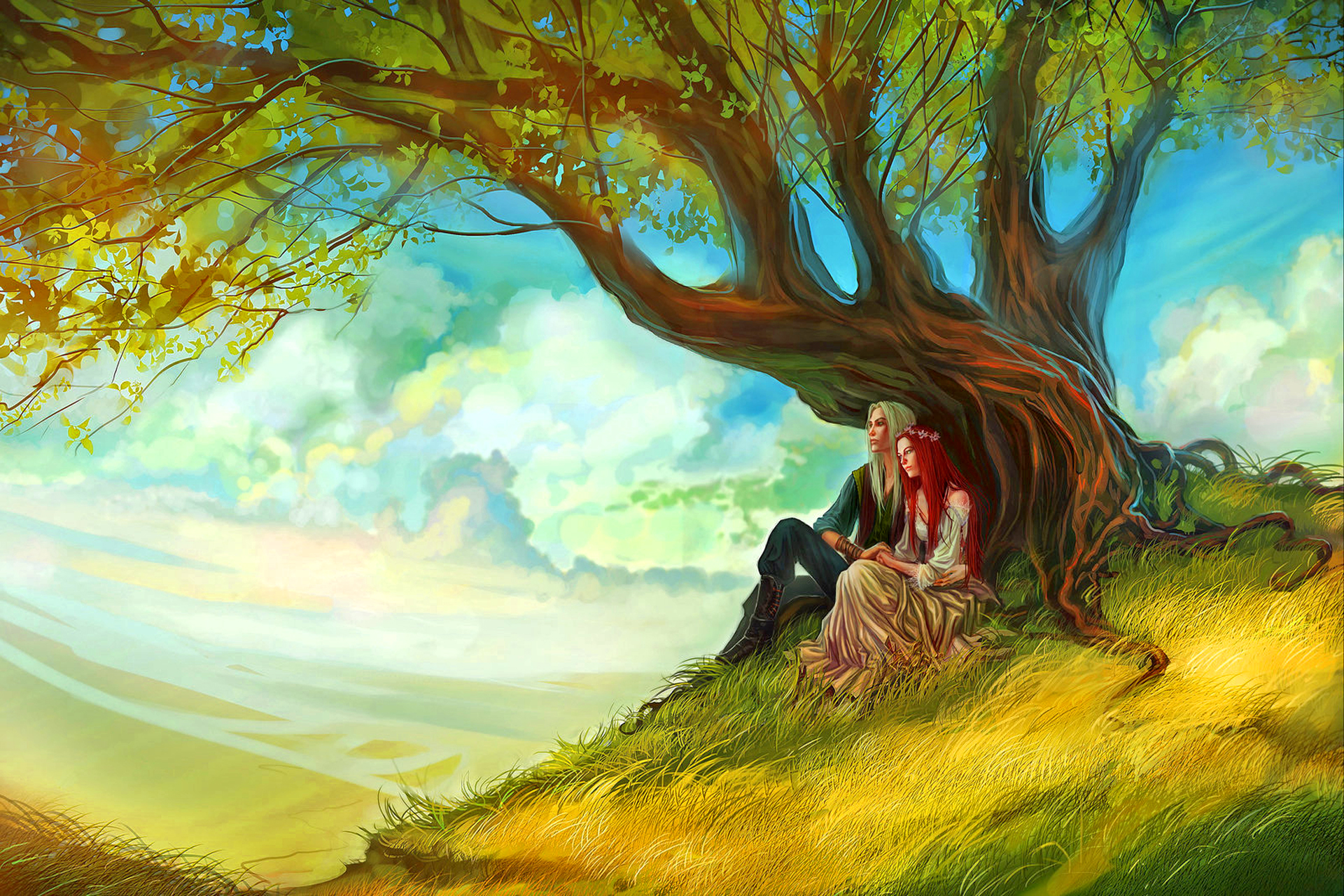 fantasy love art - id: 105594 - art abyss