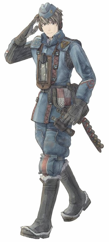Gallery ID: 5662 Valkyria Chronicles
