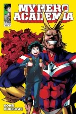Preview My Hero Academia