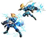 Preview Azure Striker Gunvolt