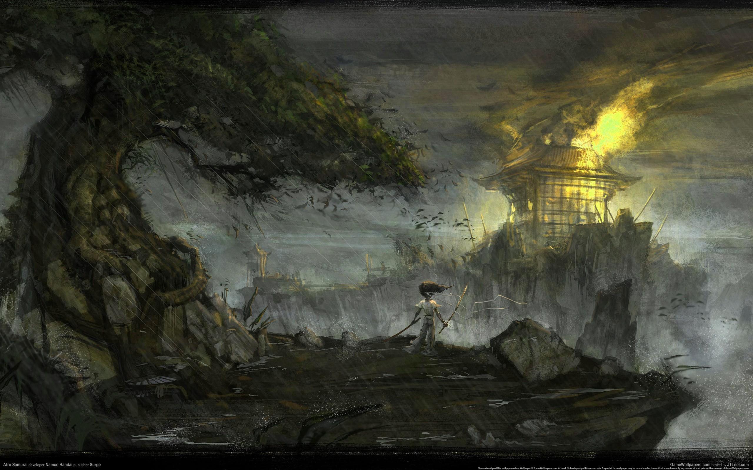 Afro Samurai Resurrection Art Id 108416 Art Abyss