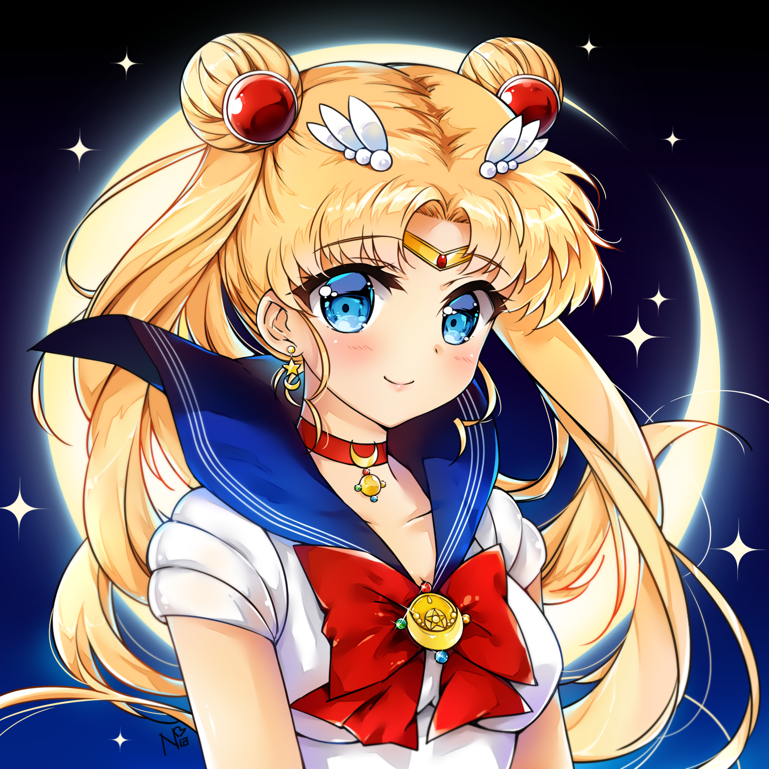 Sailor Moon Art