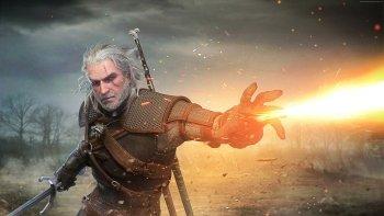 45 Geralt Of Rivia Art Art Abyss
