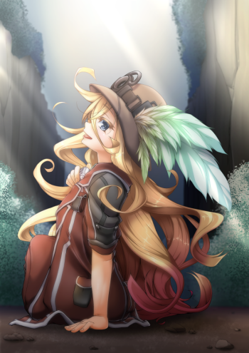 25+ Lyza Made In Abyss  Wallpapers
