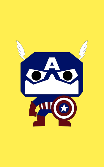 Sub-Gallery ID: 3013 Captain America