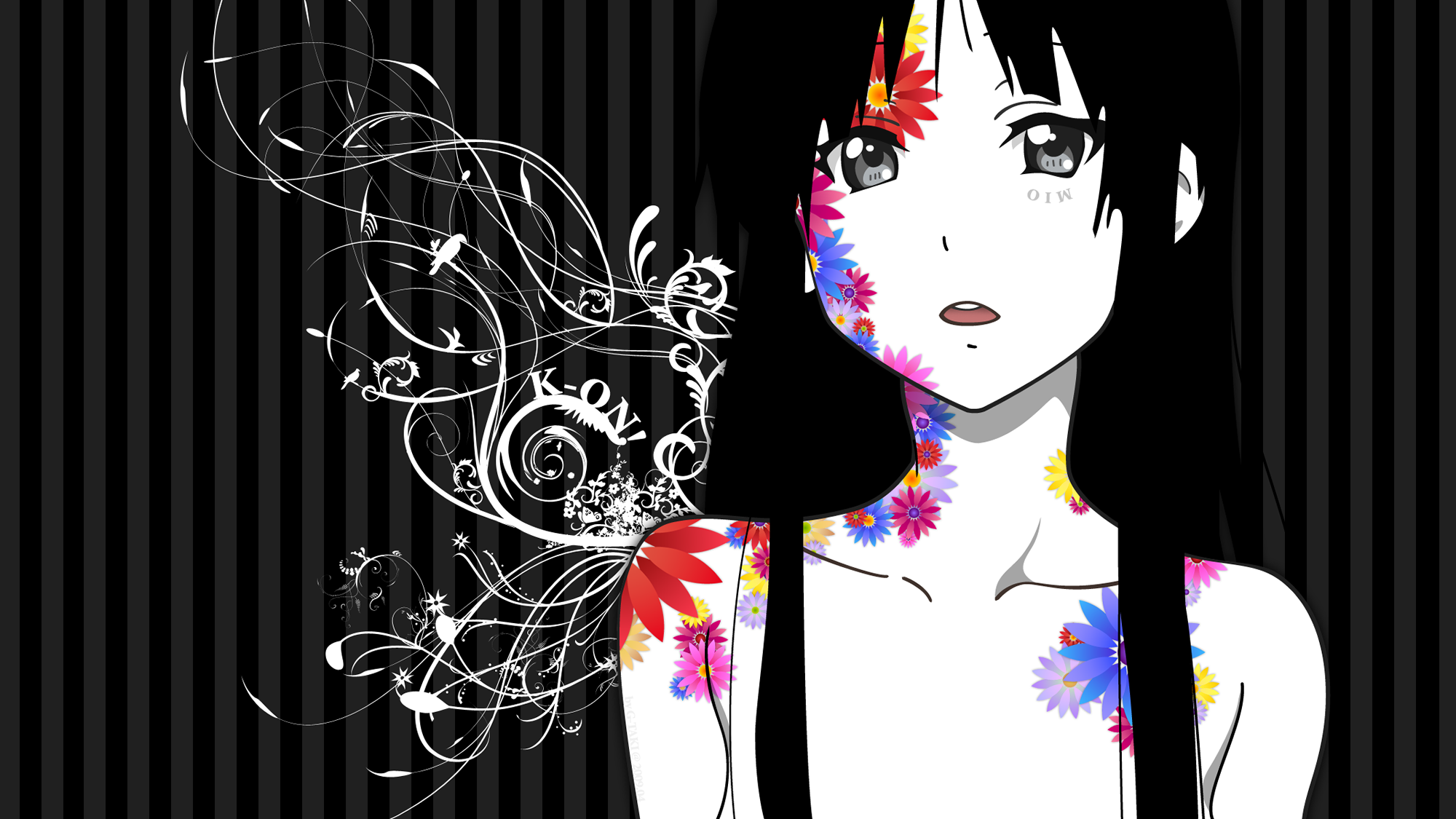 Картинки, картинки аниме с надписями о музыке
