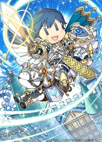 1 Fire Emblem 0 (Cipher) Art - Art Abyss
