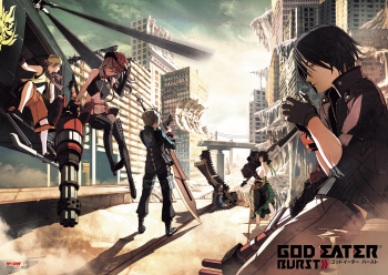 Sub-Gallery ID: 5233 God Eater