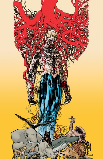 Sub-Gallery ID: 488 Animal Man