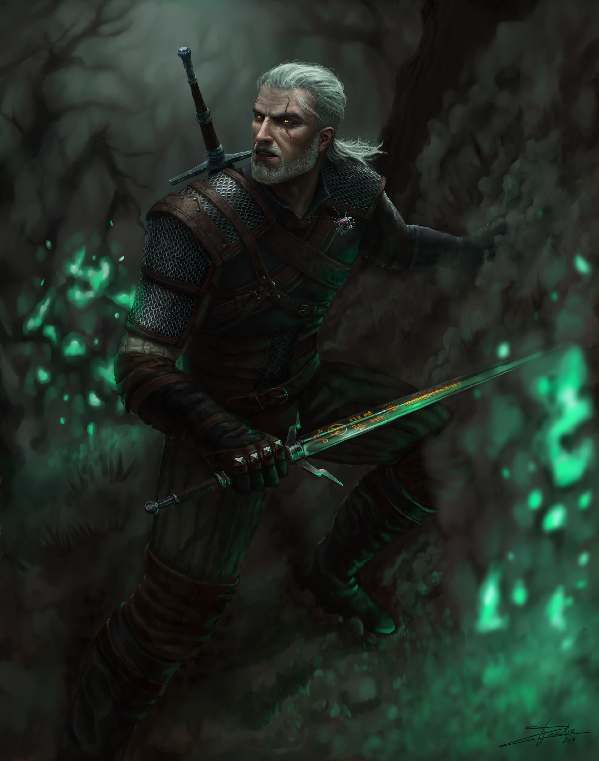 The Witcher 3 Wild Hunt Art Id 123550 Art Abyss