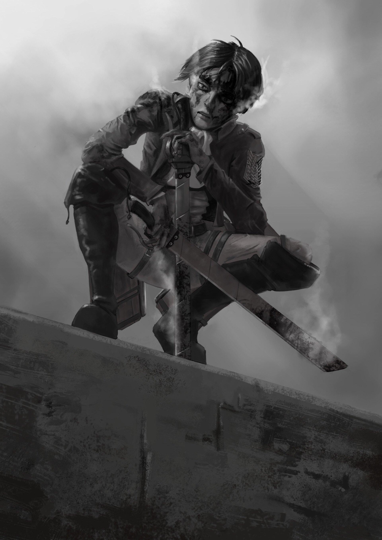 Attack On Titan Art - ID: 123767 - Art Abyss