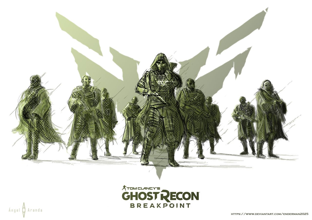 Tom Clancy S Ghost Recon Breakpoint Art Id 124763 Art Abyss