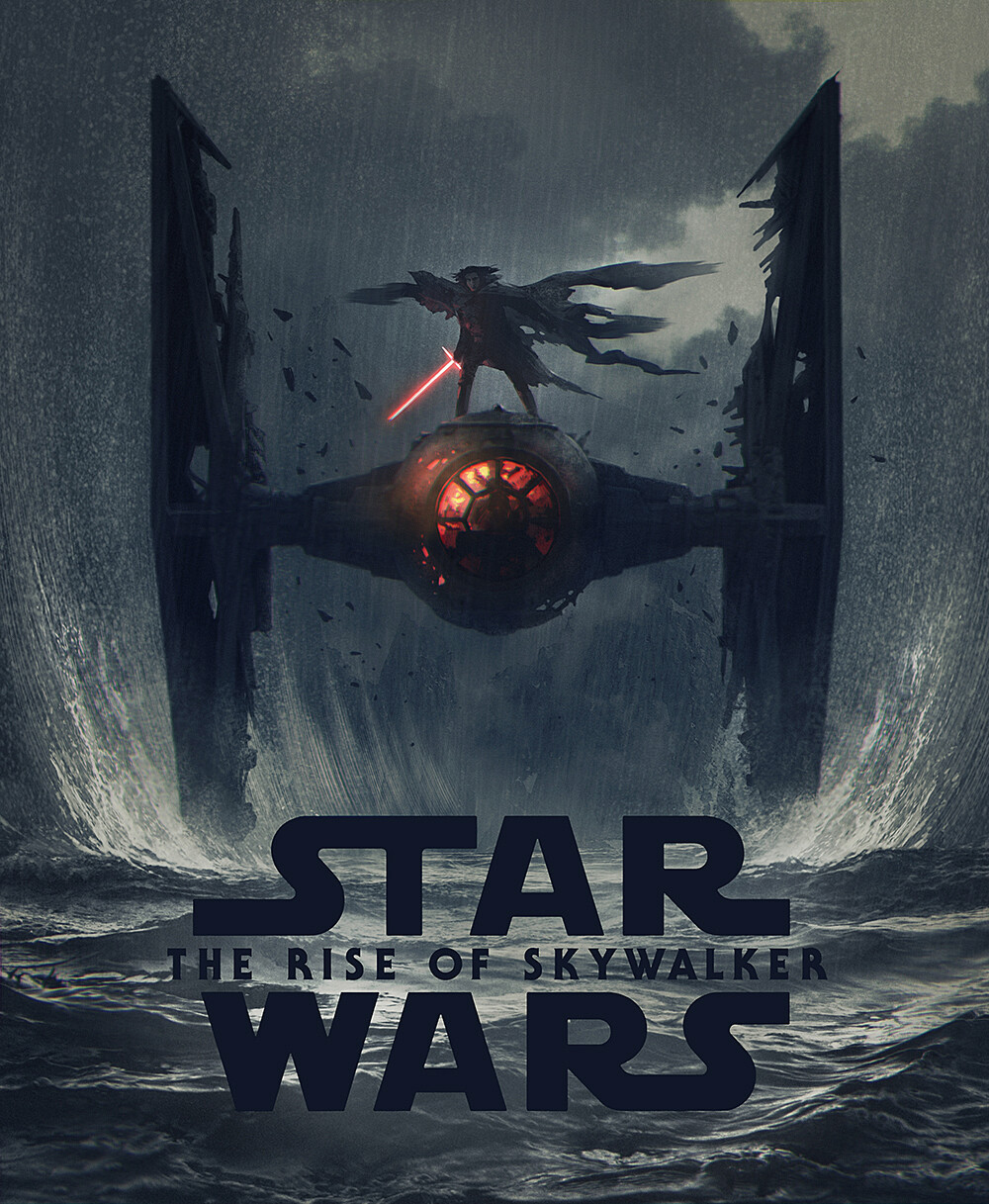 Star Wars The Rise Of Skywalker Art Id 126632 Art Abyss