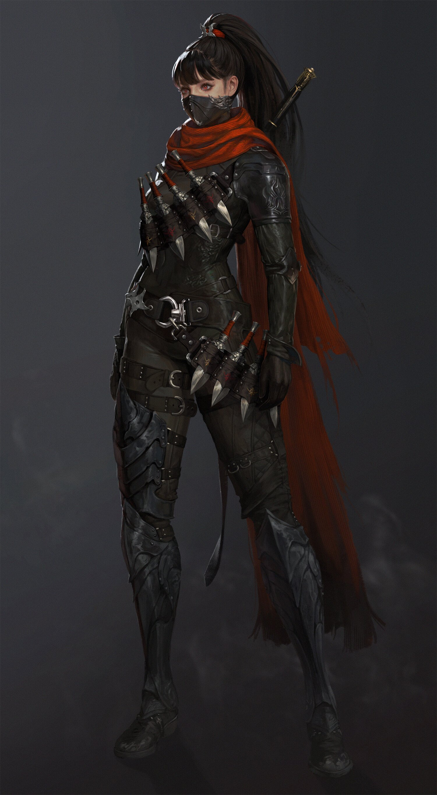 Women Warrior Art - ID: 49602 - Art Abyss