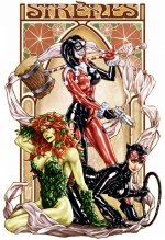 Preview Gotham City Sirens