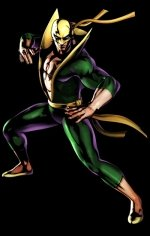 Preview Iron Fist