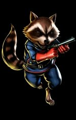 Preview Rocket Raccoon