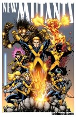 Preview New Mutants