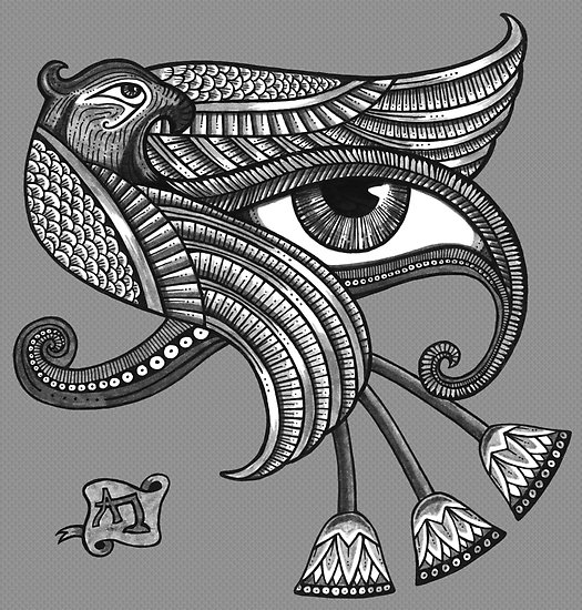 egypt eye of ra
