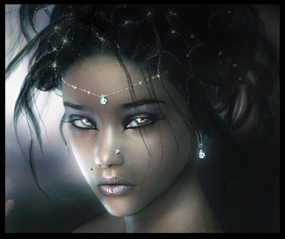 3d fantasy art fairies - photo #29