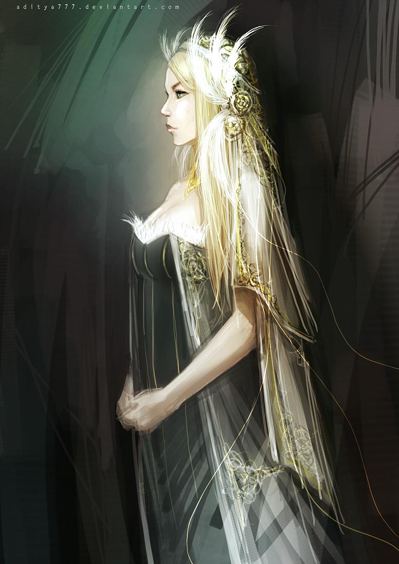 Anime Queen Of Light Fifi Art - ID: 18717 -...