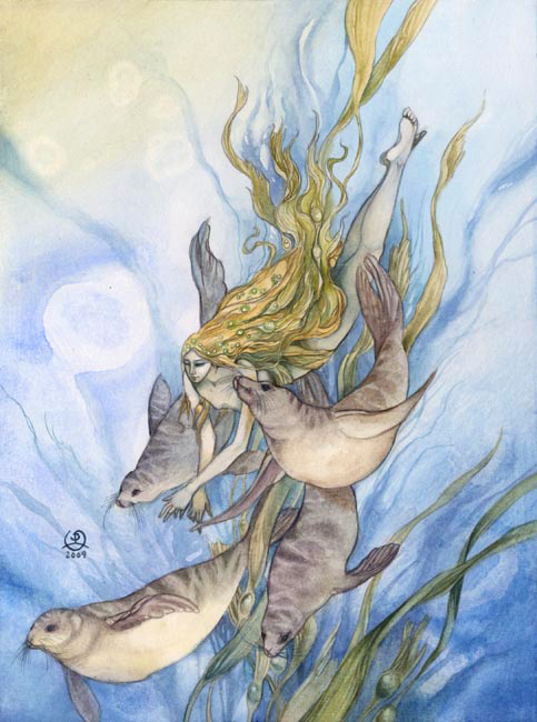 the undying myth of selkies in ireland Selkie lore is not confined to orkney but is also found in the western isles, ireland and down the north and western coasts of scotland there.