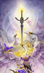 Preview Tarot Plaques - Swords