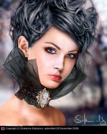 Gallery ID: 4140 Katarina Sokolova-Latans'ka