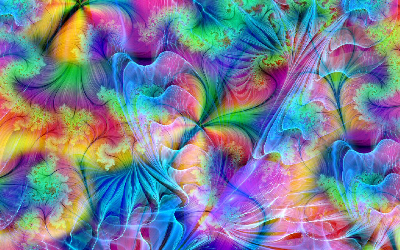 Картинки цвет кислотный