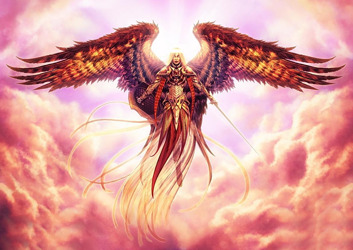warrior angel art id  art abyss