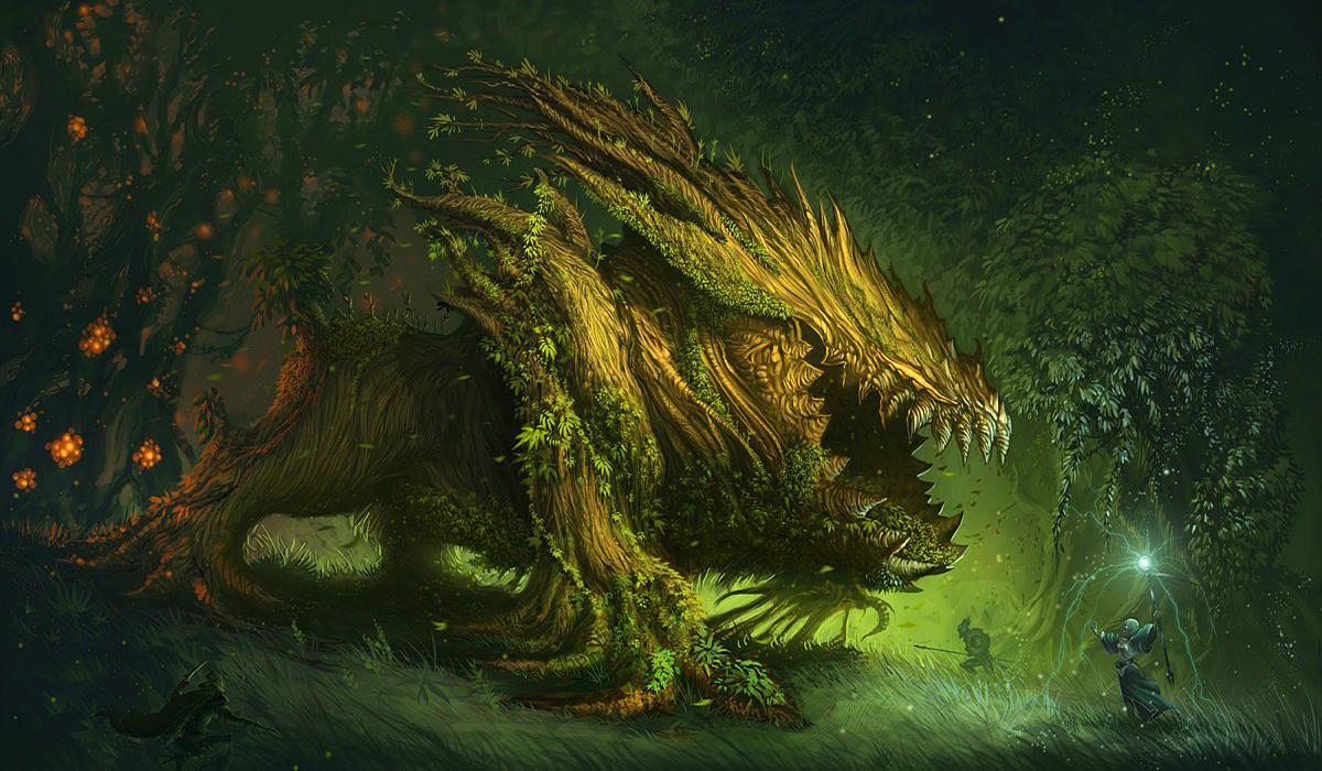 Elder Monsters 27841