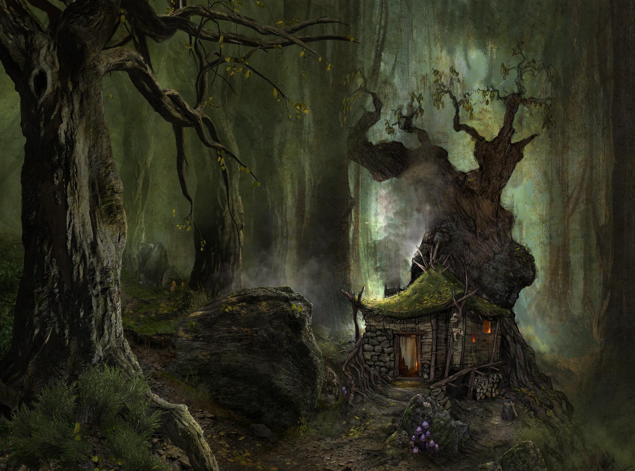 Обои к игре Arcania A Gothic Tale.