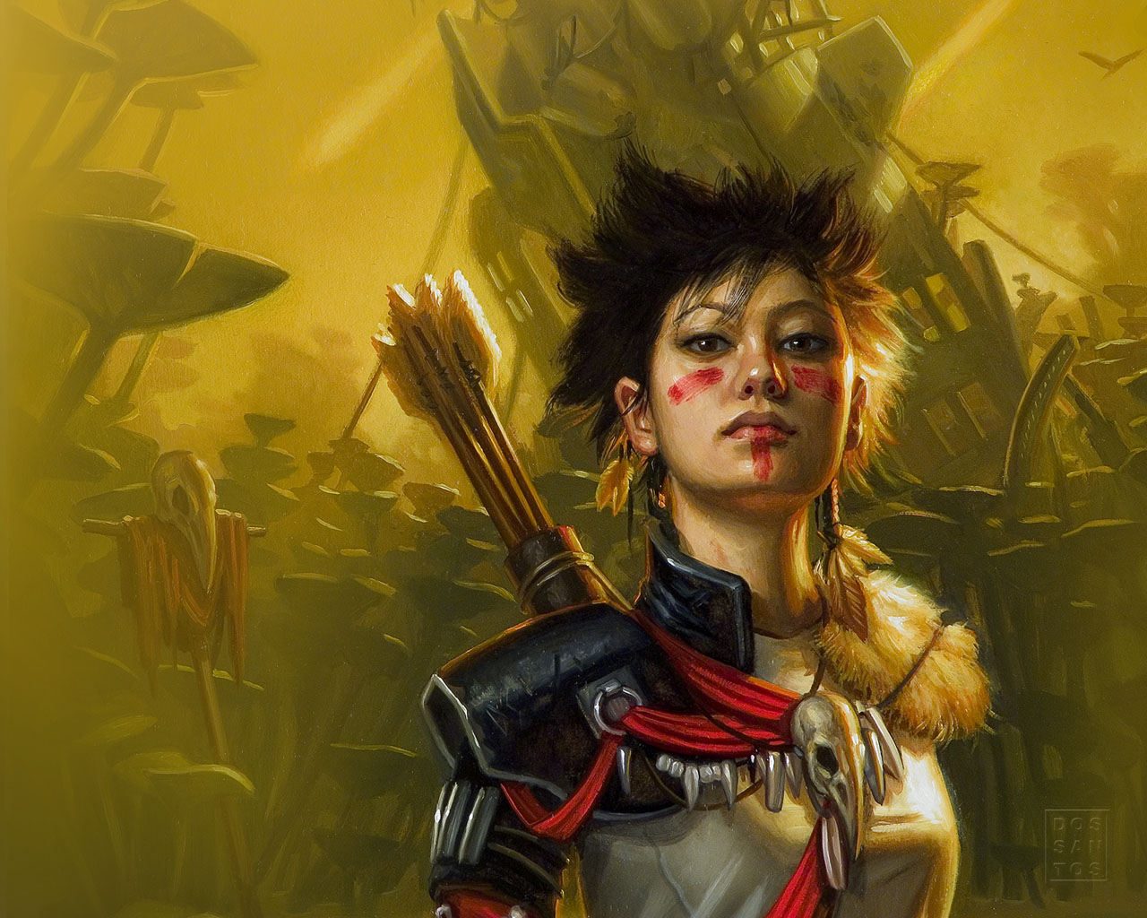 Consider, Asian fantasy art women warriors charming