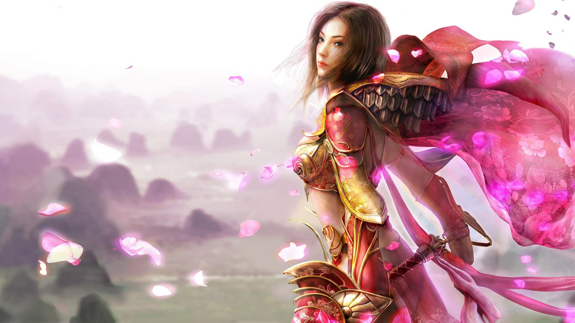 Women Warrior Art - ID: 73532 - Art Abyss