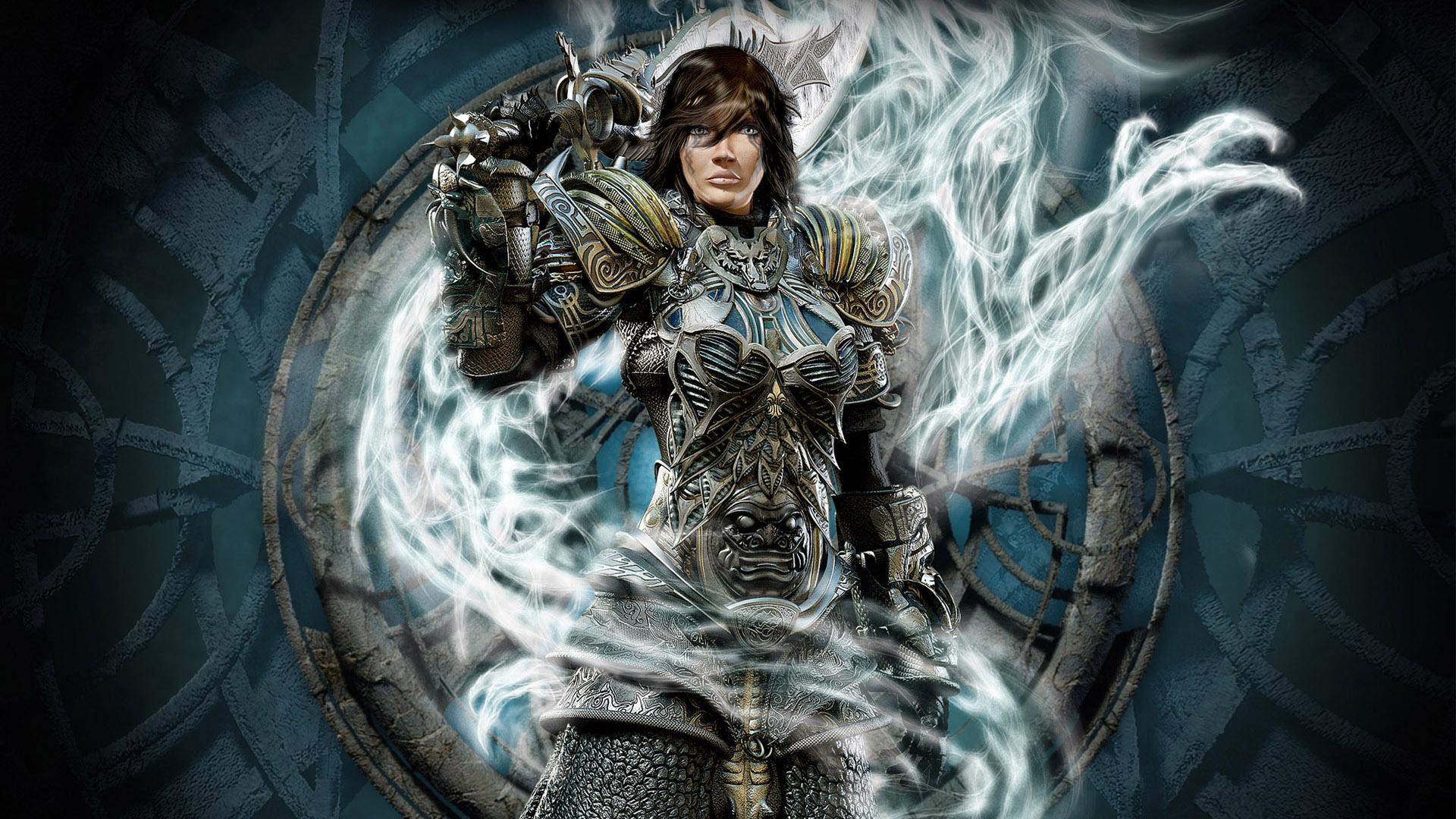 Women Warrior Art Id 34882 Art Abyss