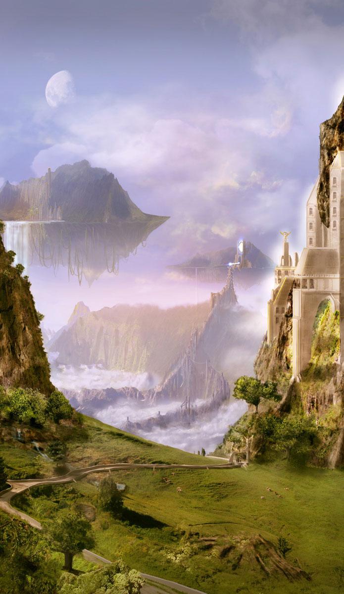 Path to Heaven Art - ID: 36552 - Art Abyss