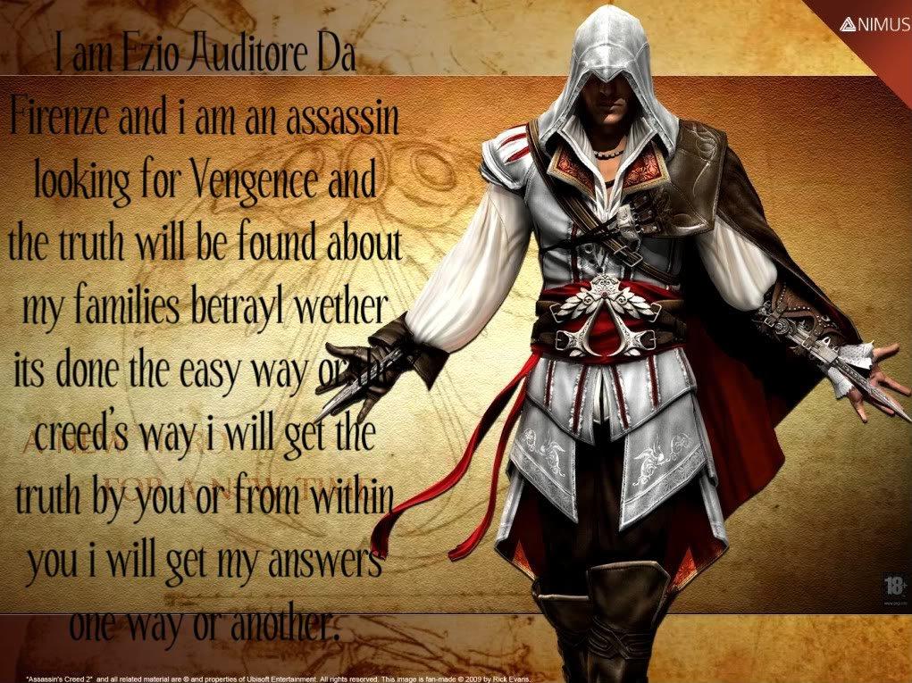 Ezio Art Id 37050 Art Abyss