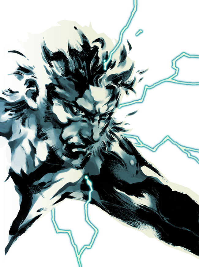Solid Snake 4 Metal Gear Solid 2 Art Id 37139 Art Abyss