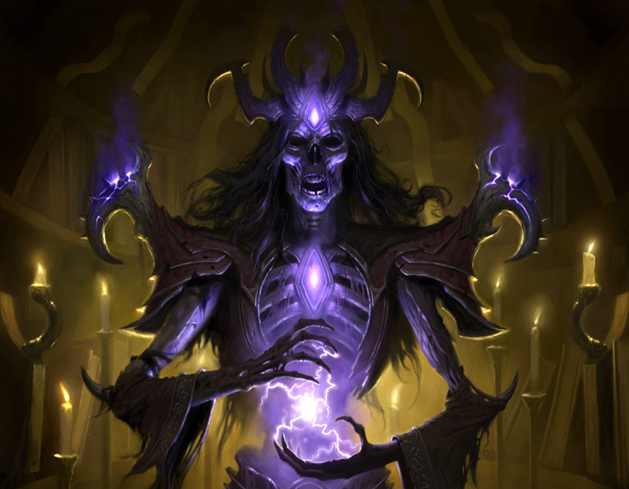 Image result for lich art