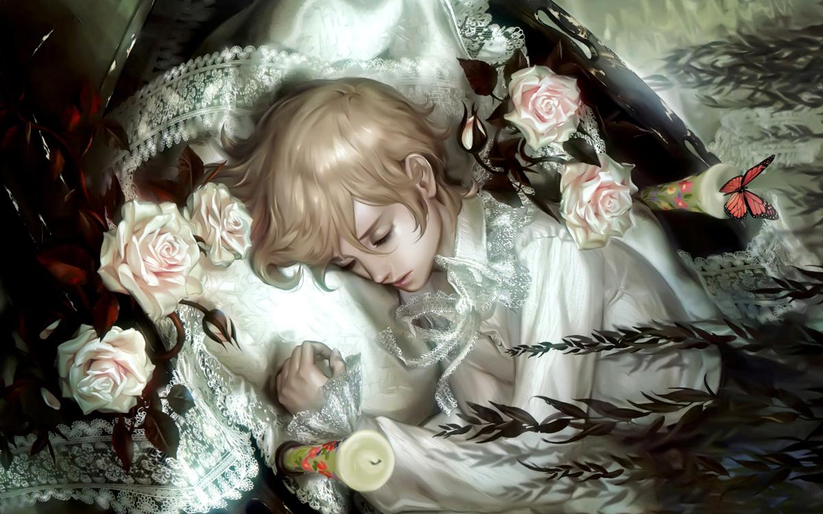 Красивые картинки спящие люди 4