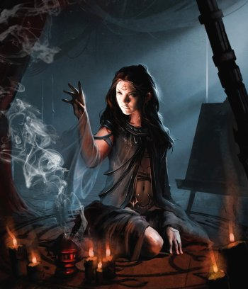 Witchcraft Art Proudly serving 157 witch art